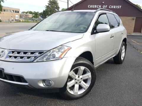 2007 Nissan Murano for sale in Aurora, CO