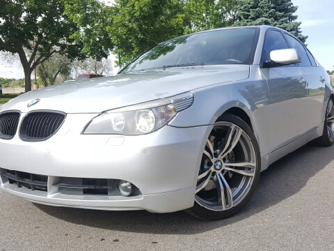 2007 BMW 5 Series for sale in Aurora, CO