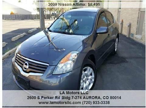 2009 Nissan Altima for sale in Aurora, CO