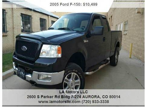 2005 Ford F-150 for sale in Aurora, CO