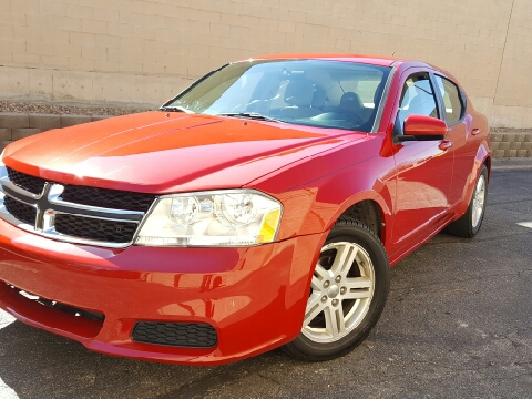2012 Dodge Avenger for sale in Aurora, CO