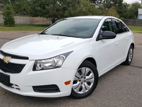 2012 Chevrolet Cruze for sale in Aurora, CO