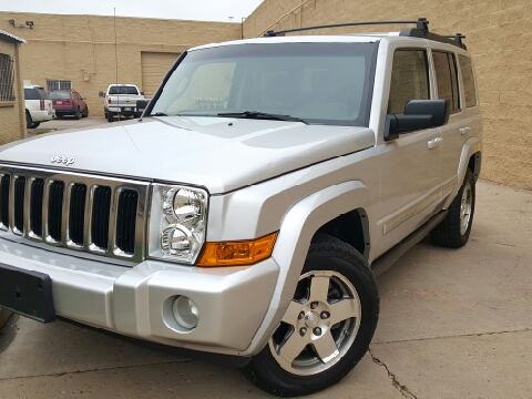 2010 Jeep Commander for sale in Aurora, CO