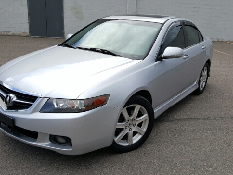 2004 Acura TSX for sale in Aurora, CO