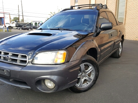 2005 Subaru Baja for sale in Aurora, CO