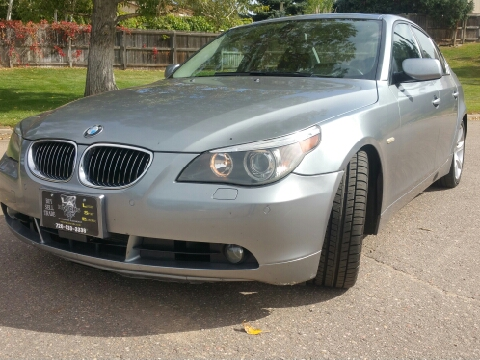 2004 BMW 5 Series for sale in Aurora, CO