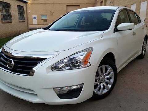 2015 Nissan Altima for sale in Aurora, CO