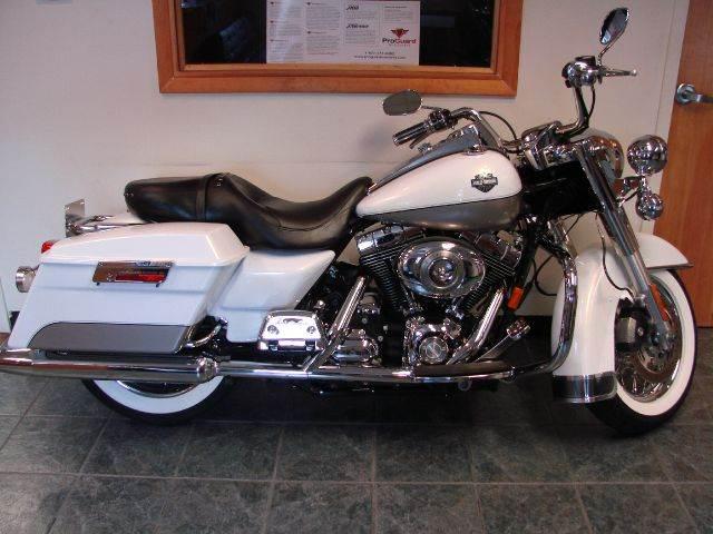 2008 Harley-Davidson FLHR-ROADKING