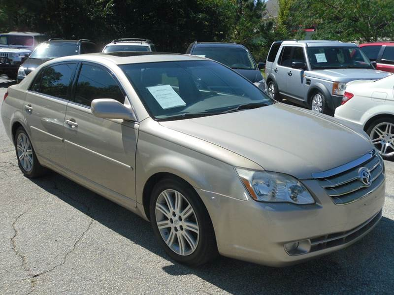 toyota avalon for sale in lawrenceville ga. Black Bedroom Furniture Sets. Home Design Ideas