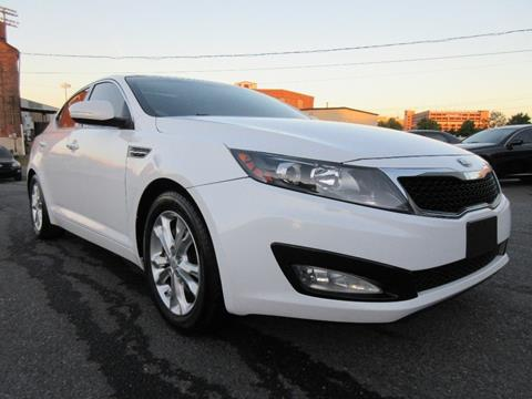 2013 Kia Optima for sale in Lancaster, PA