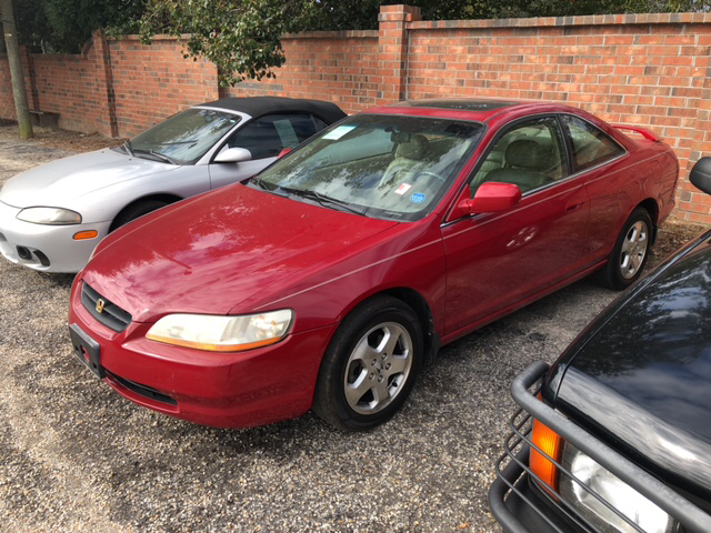 2000 honda accord ex v6 2dr coupe in sumter sc ron 39 s used cars. Black Bedroom Furniture Sets. Home Design Ideas