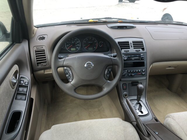 2002 Nissan Maxima Gle 4dr Sedan In Sumter Sc Rons Used Cars