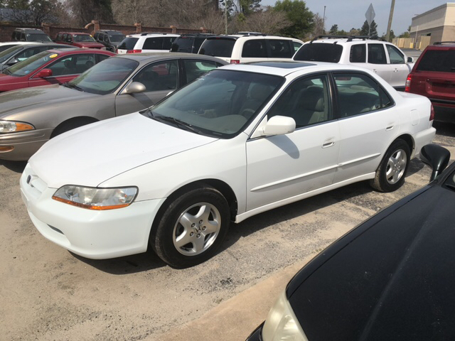 1999 Honda Accord EX V6 4dr Sedan   Sumter SC