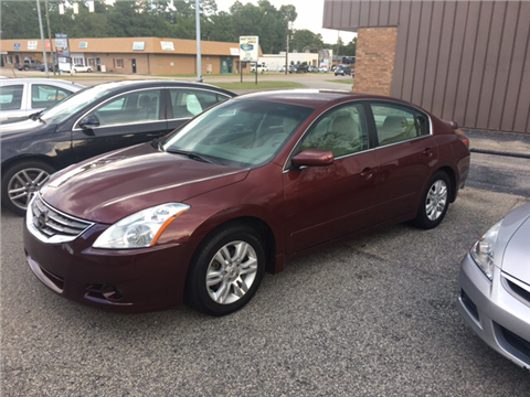 2012 Nissan Altima for sale in Sumter, SC