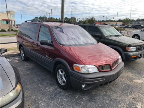 2001 Pontiac Montana for sale in Sumter, SC