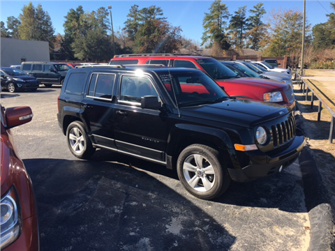 2012 Jeep Patriot for sale in Sumter, SC