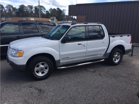 2002 Ford Explorer Sport Trac for sale in Sumter, SC