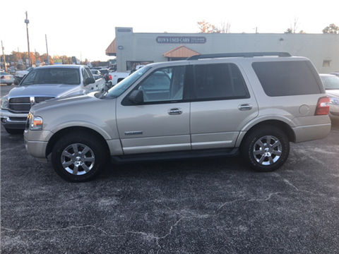 Ford Expedition For Sale In Sumter Sc
