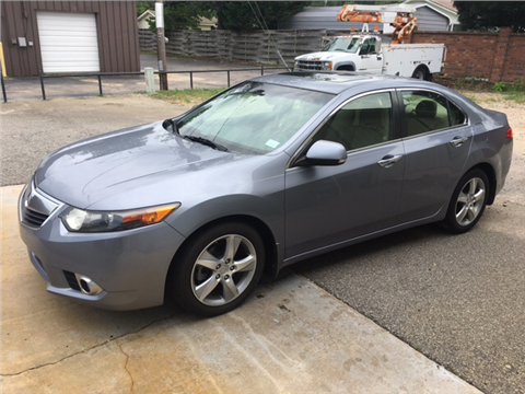 2012 Acura TSX for sale in Sumter, SC