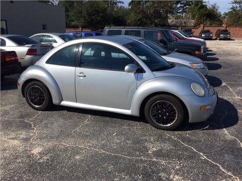 2002 Volkswagen New Beetle for sale in Sumter, SC