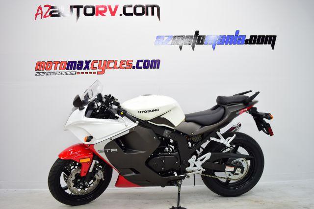 2013 Hyosung GT250R