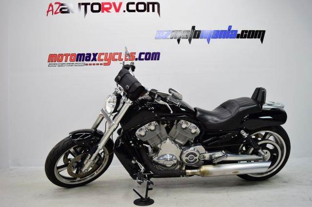 2009 Harley-Davidson VRSCF Muscle V-Rod