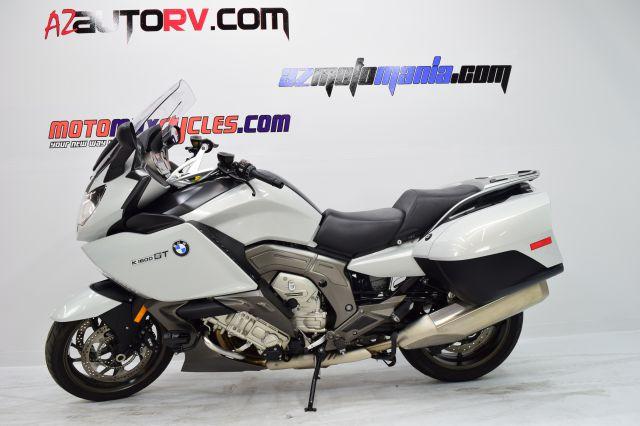 2012 BMW K1600GT Premium