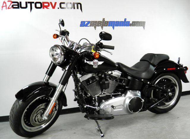 2011 Harley-Davidson FLSTFB Softail Fat Boy Lo