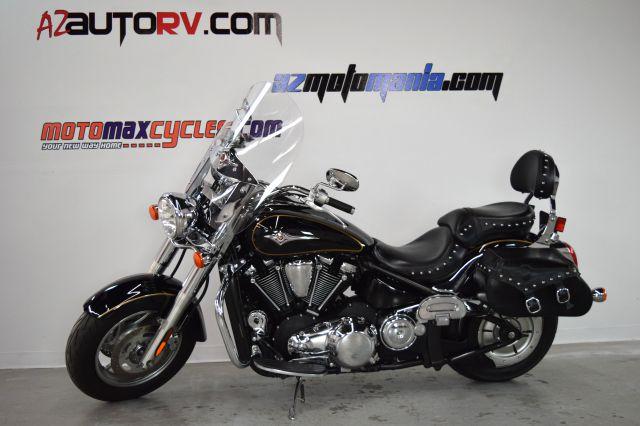 2006 Kawasaki VN2000F6F Vulcan Classic Limited