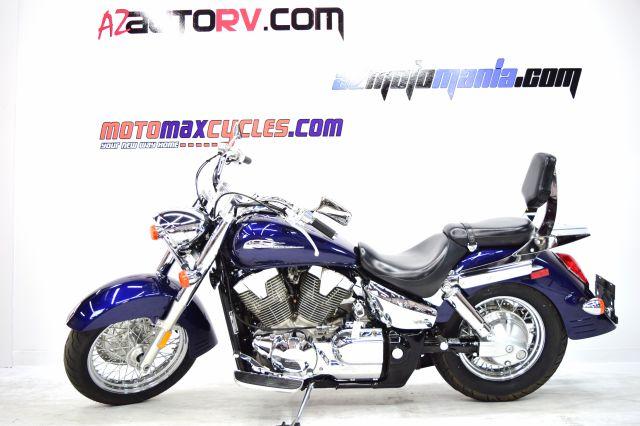 2004 Honda VTX1300S4 Retro
