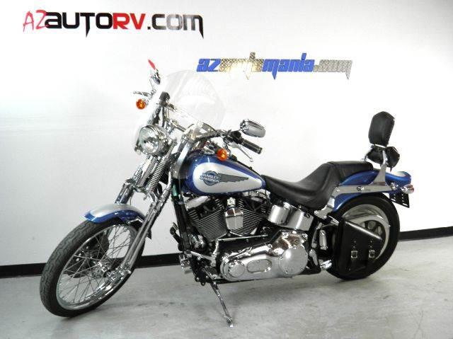 2005 Harley-Davidson FXSTSI SPRINGER SOFTAIL