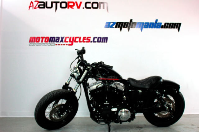 2010 Harley-Davidson XL1200X Sportster Forty-Eight