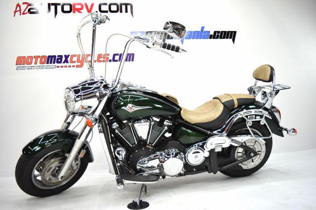 2005 Kawasaki VN2000A2 Vulcan 2000
