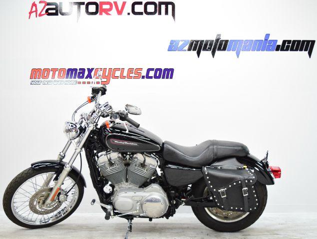2009 Harley-Davidson XL883C