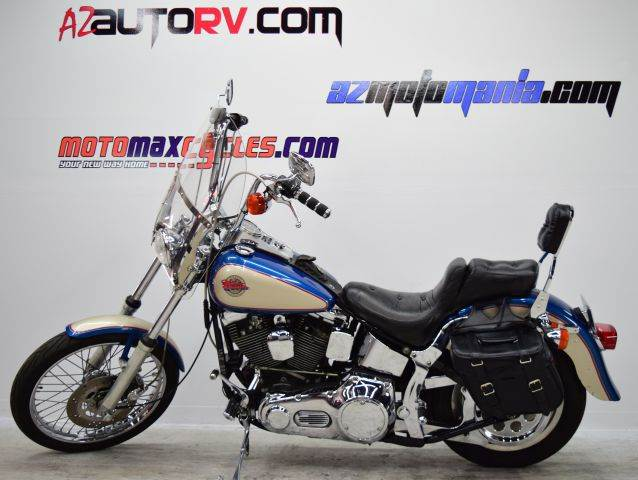 1992 Harley-Davidson FXSTC Softail Custom