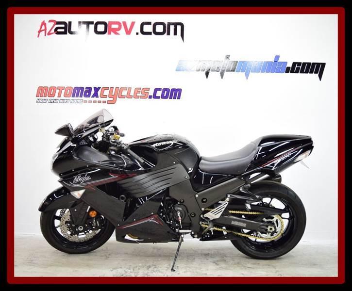 2011 Kawasaki ZX1400CBF Ninja ZX-14
