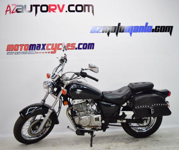 2002 Suzuki GZ250K2 AS IS ONLY BIKE