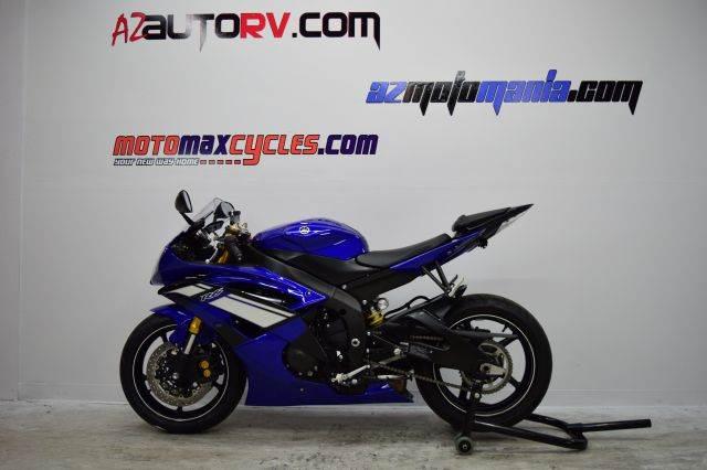 2012 Yamaha YZF-R6 Team Yamaha