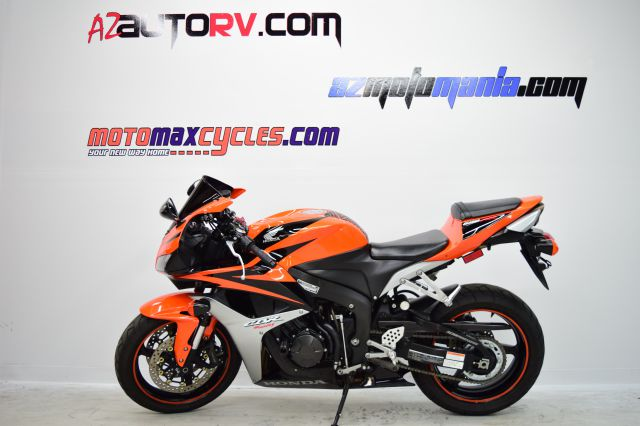 2008 Honda CBR600RR8