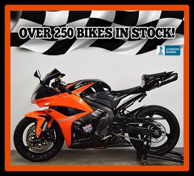 2010 Honda CBR600RR