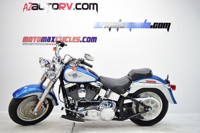 2005 Harley-Davidson FLSTFI Fat Boy