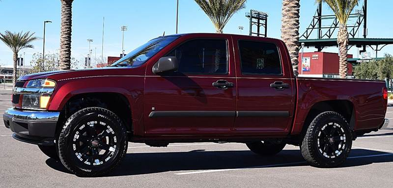 2008 chevrolet colorado lt 4x2 crew cab 4dr in mesa az. Black Bedroom Furniture Sets. Home Design Ideas