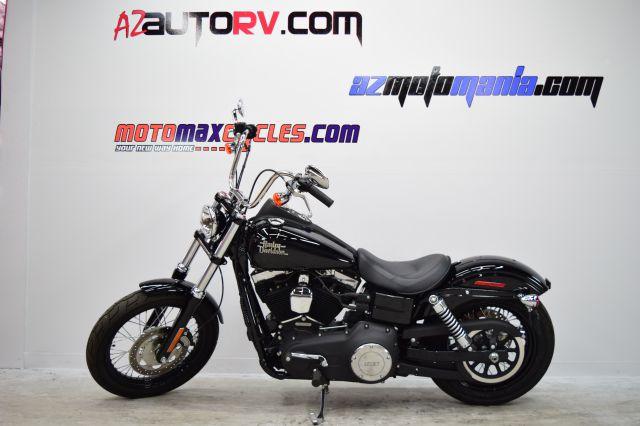 2014 Harley-Davidson FXDB Street Bob