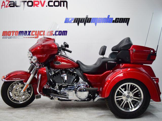 2013 Harley-Davidson FLHTCUTG Triglide Ultra Classi