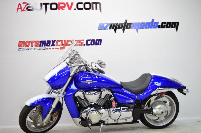 2007 Suzuki M109RZK7 Boulevard