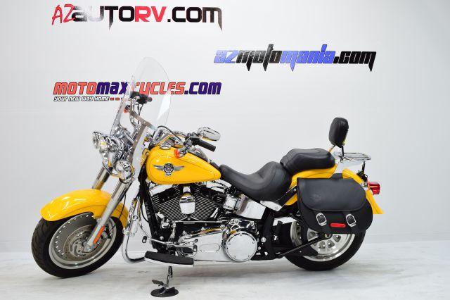 2011 Harley-Davidson FLSTF Fat Boy