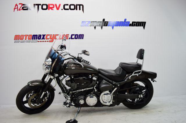 2002 Yamaha XV17PCP Road Star Warrior