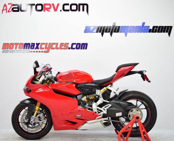 2014 Ducati 1199 Panigale S (ABS)