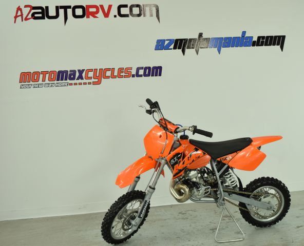 2006 KTM 50 SX Senior Adventure