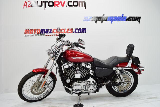 2008 Harley-Davidson XL1200C Anniversary